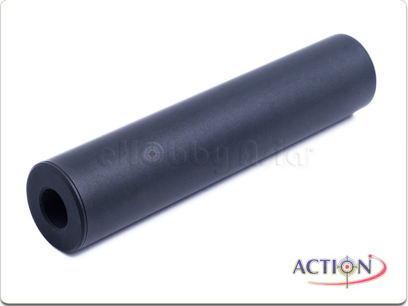 ACTION 140mm Airsoft Silencer (14mm CW/CCW)
