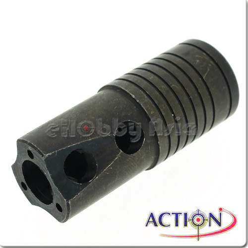 ACTION AUG H-Bar Type Flash Hider (14mm CCW)