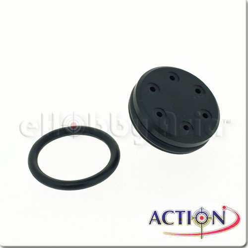 ACTION POM Piston Head