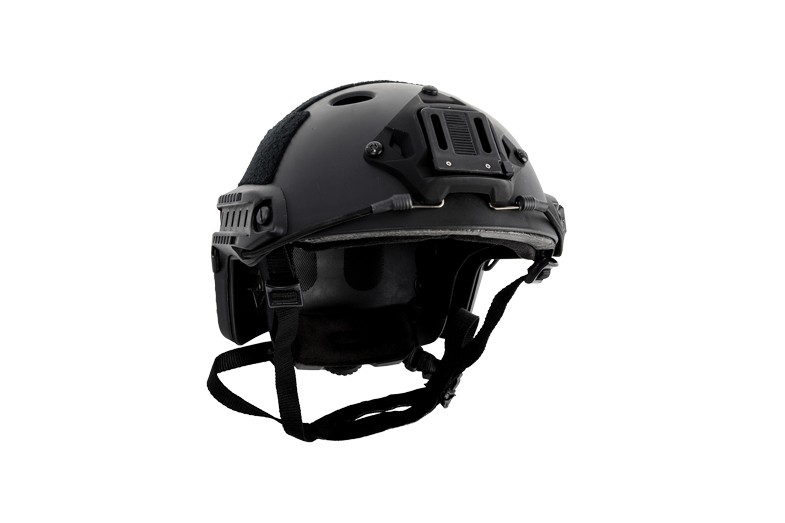 AMP Core BJ Helmet Black