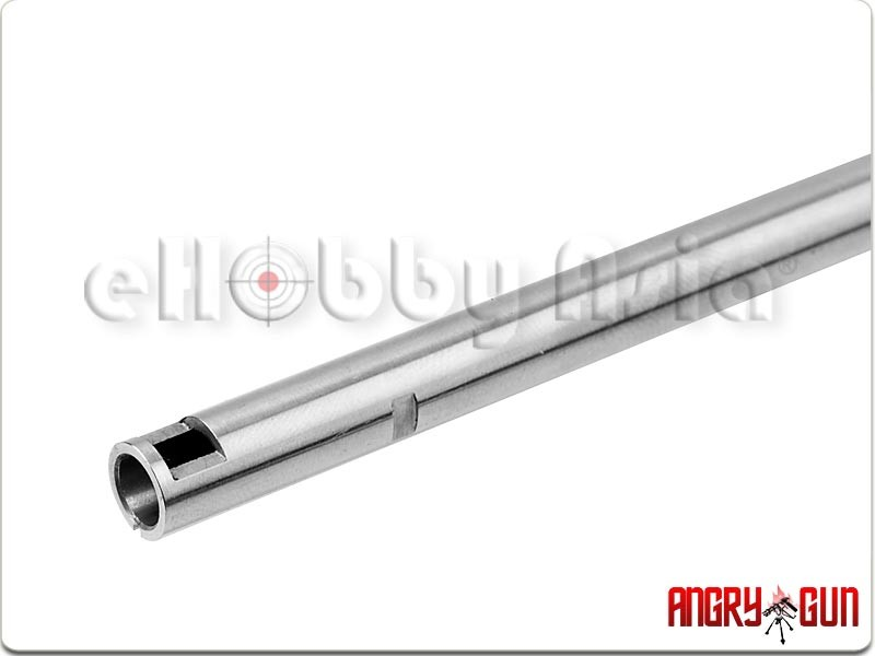Angry Gun 6.03 Stainless Steel Precision Barrel M4 (363mm)