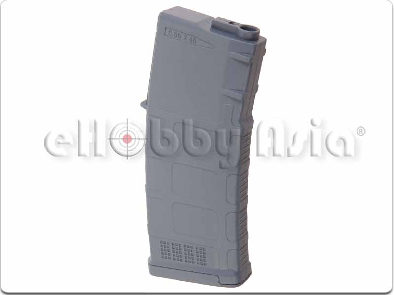 Beta Project EXP M4/M16 Magazine (140rd, Grey)