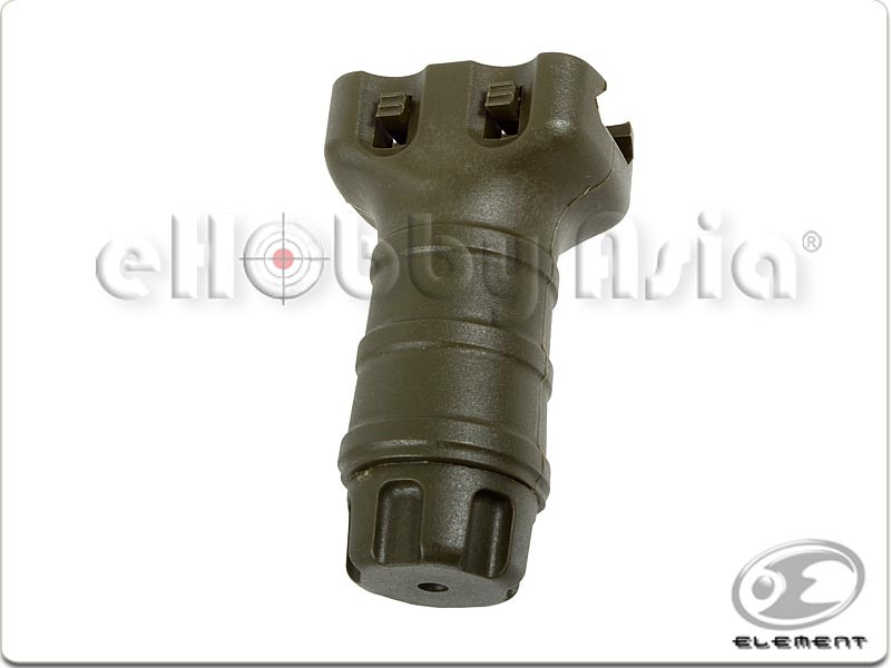 Element Stubby Vertical Grip (Olive Drab)