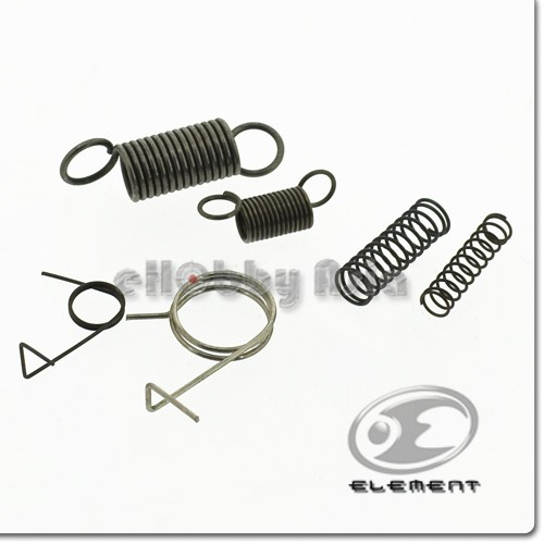 Element Gearbox Spring Set for V2/V3 AEG