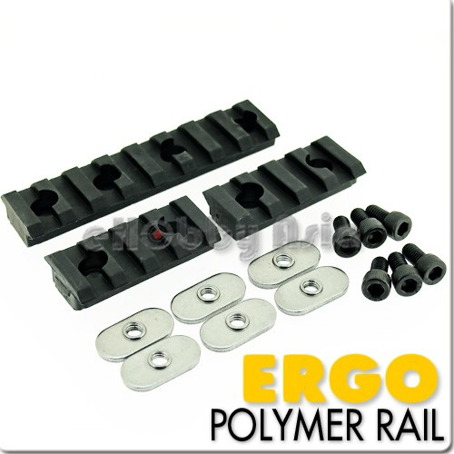ERGO Rail Section Set