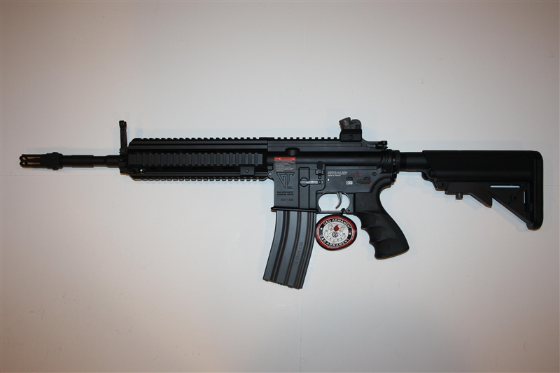 G&G HK416 (Toptech TR4-18)