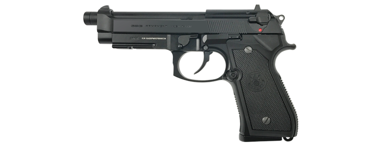 G&G GPM92 (M9) Black - Click Image to Close