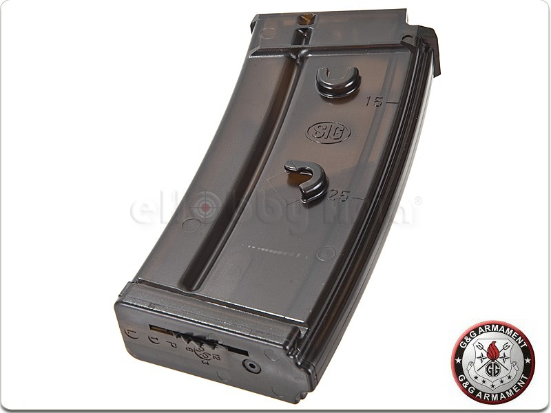 G&G 370rd Hicap Magazine for Sig