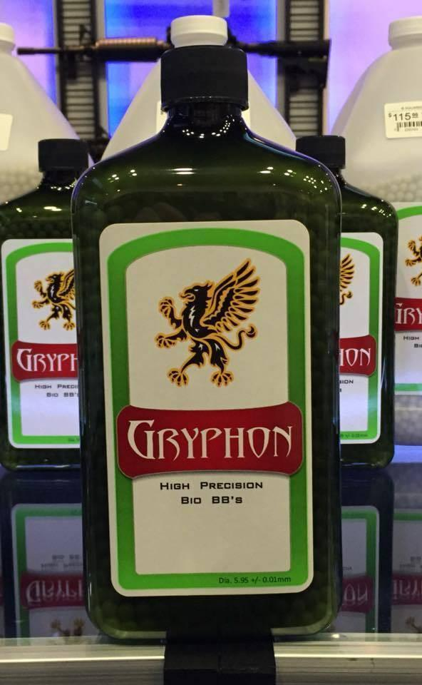 Gryphon Bio 0.25g BB 4000rd bottle