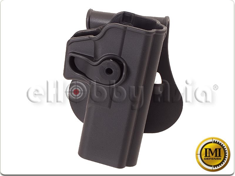 IMI Defense Roto / Retention Paddle Holster for Glock (RH)