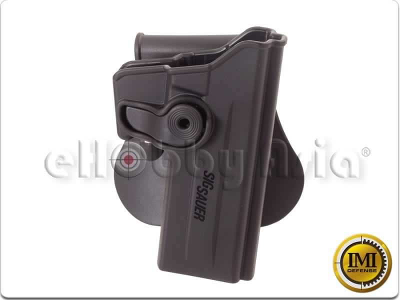 IMI Defense Roto / Retention Paddle Holster for P226 (RH)