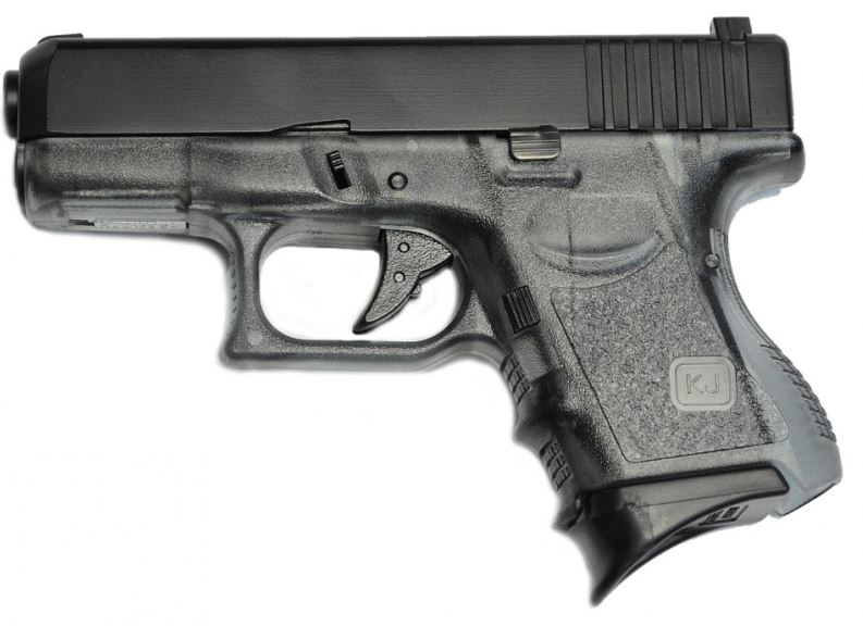 KJW G27 (Smoked Lower) - Click Image to Close