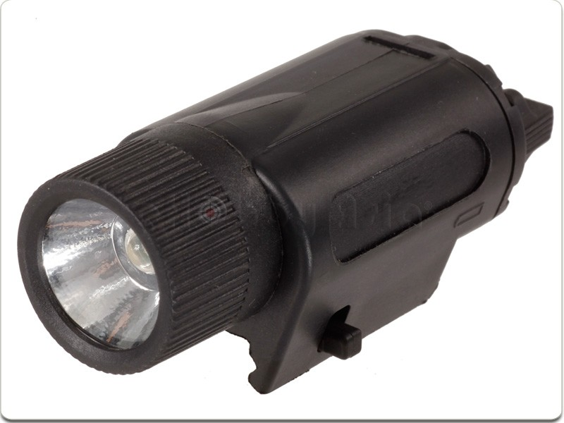 Army Force M3 Replica Weapon Light (LED, Black)