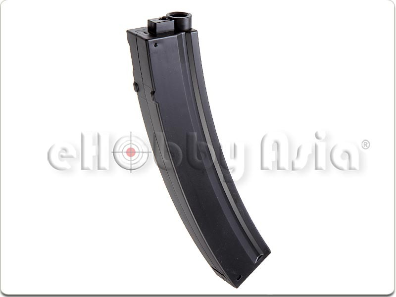 MAG Plastic Magazine for MP5 (90rds)