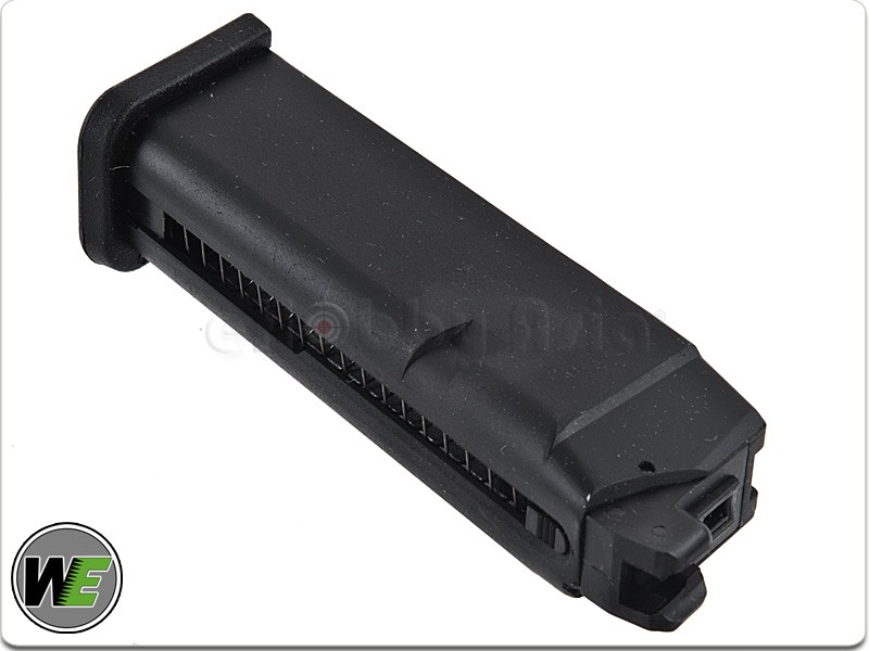 WE 25rd Magazine for Glock GBB (G17/G18/G19/G26)